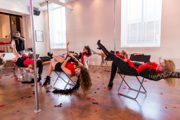 Workshop Burlesque in Antwerpen